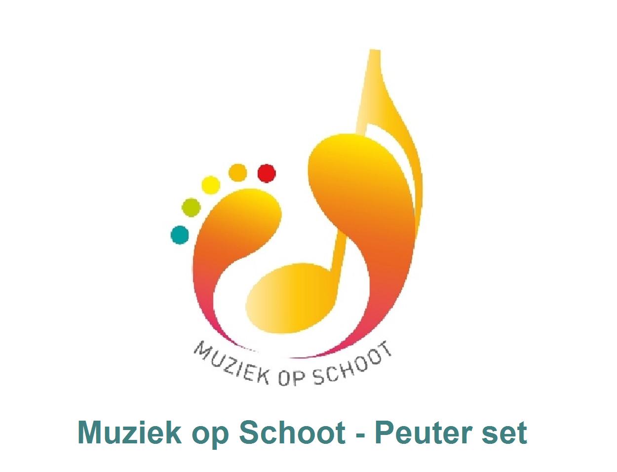 Muziek op Schoot - Peuter Set