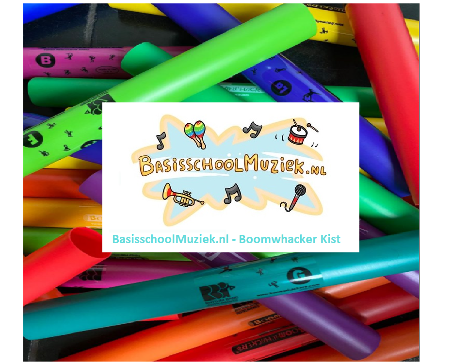Basisschool Muziek - Boomwhacker Kist