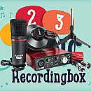 123ZING Recordingbox