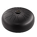 Meinl Steel Tongue Drum A-Mineur STD1BK