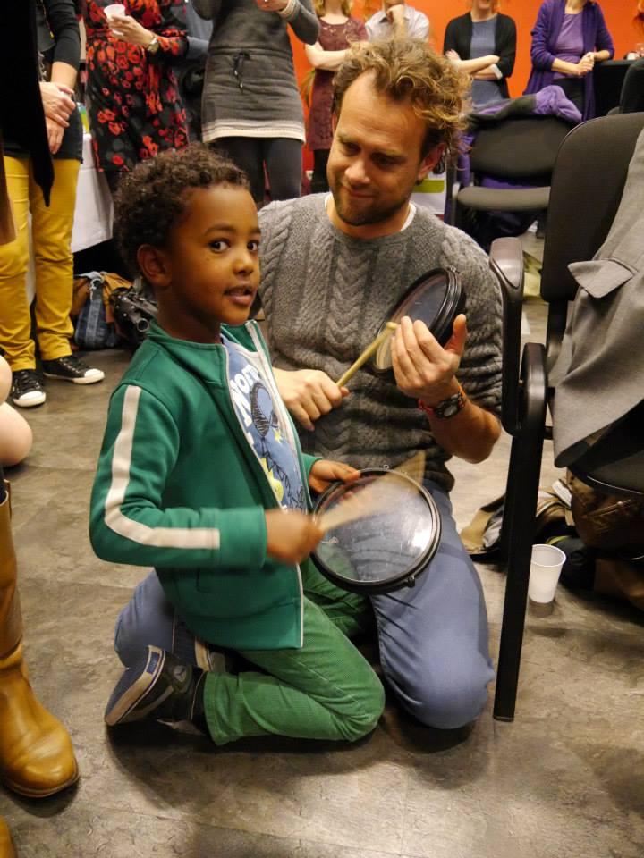 Muziekinstrumenten voor kinderen Tap Tap