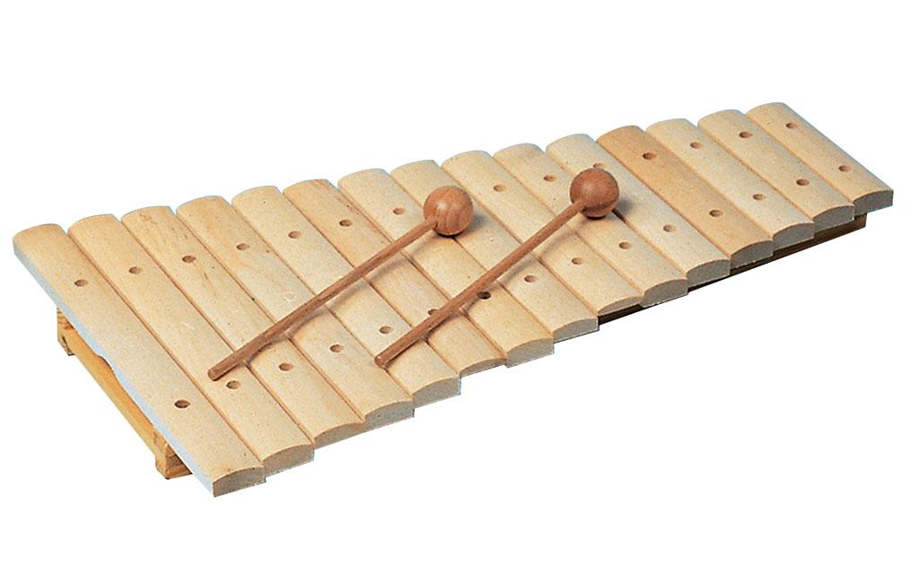 Xylofoon met 15 staafjes » Melodisch slagwerk » Welkom in ...