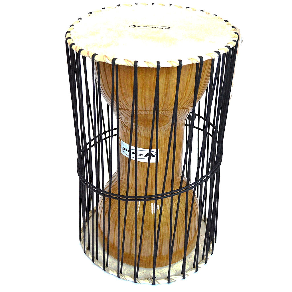 african talking drum Massamba is a master of the tama or 'talking drum' from senegal in west africa, and with american percussionist tony vacca he's co-founder of the senegal-america project, bringing together musical traditions of west africa and america.