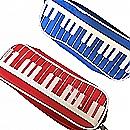 Etui van stof met Klavier