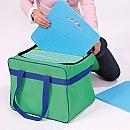 Opberger Muziekinstrumenten groene tas