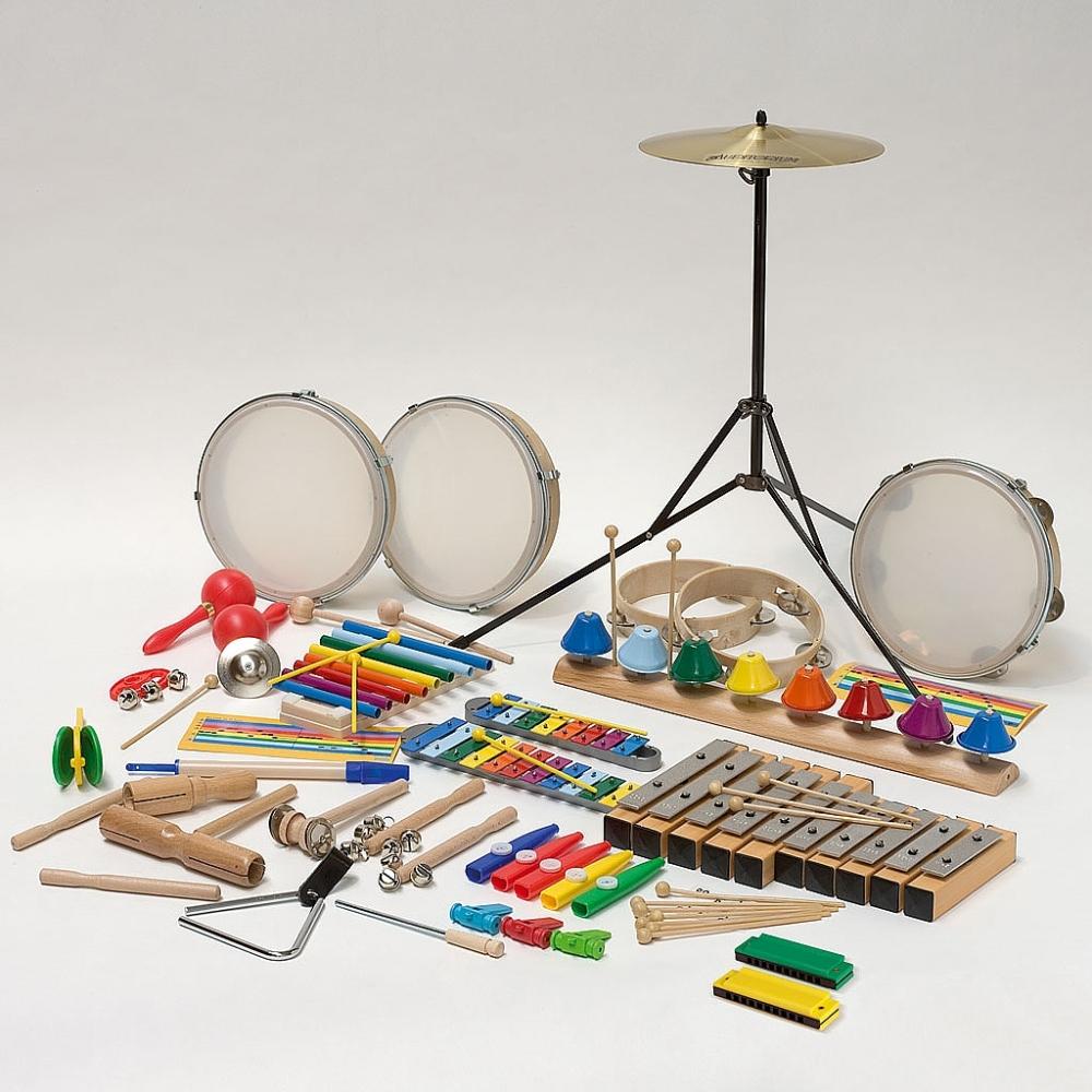 Muziekdoos voor creche en school