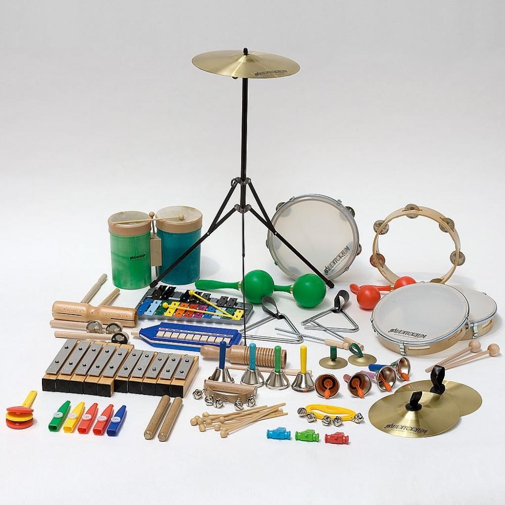 Muziekdoos voor school II