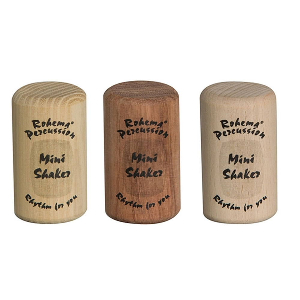 3 Mini-shakers 60x36 mm