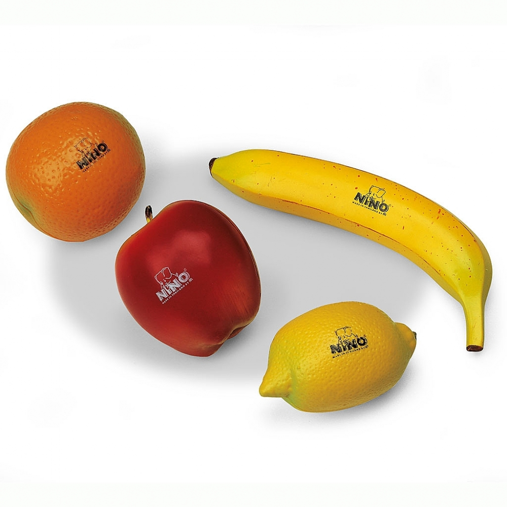 Fruitset 4 stuks