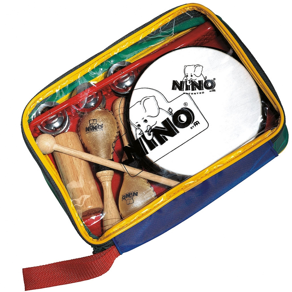 Nino set van 5 instrumentjes