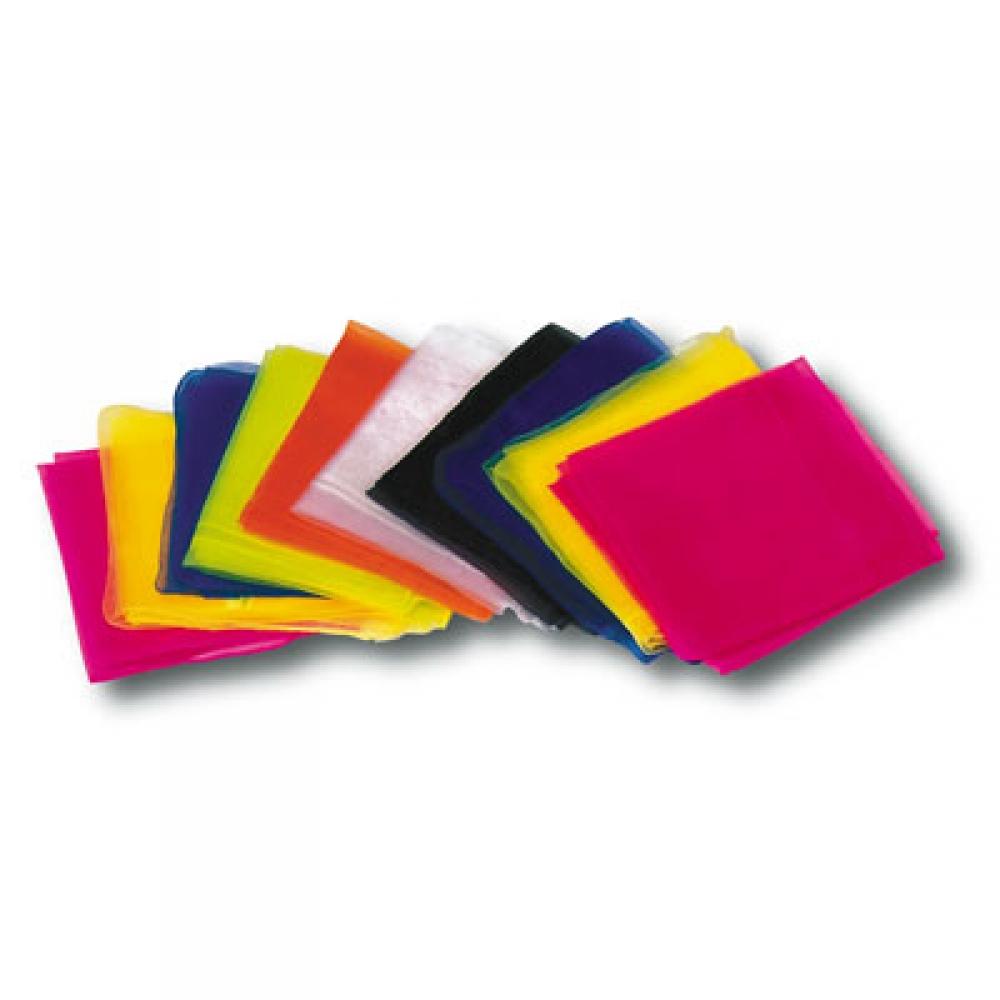 Gekleurde sjaaltjes 65 cm