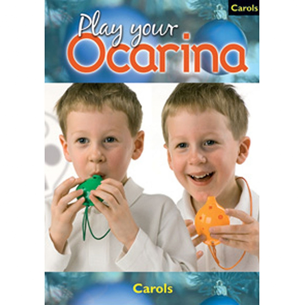 Kerstboek Ocarina