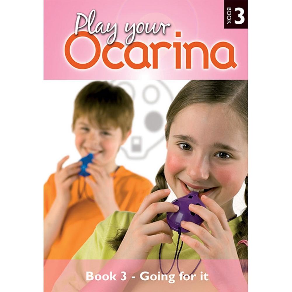 Liedboek Ocarina deel 3