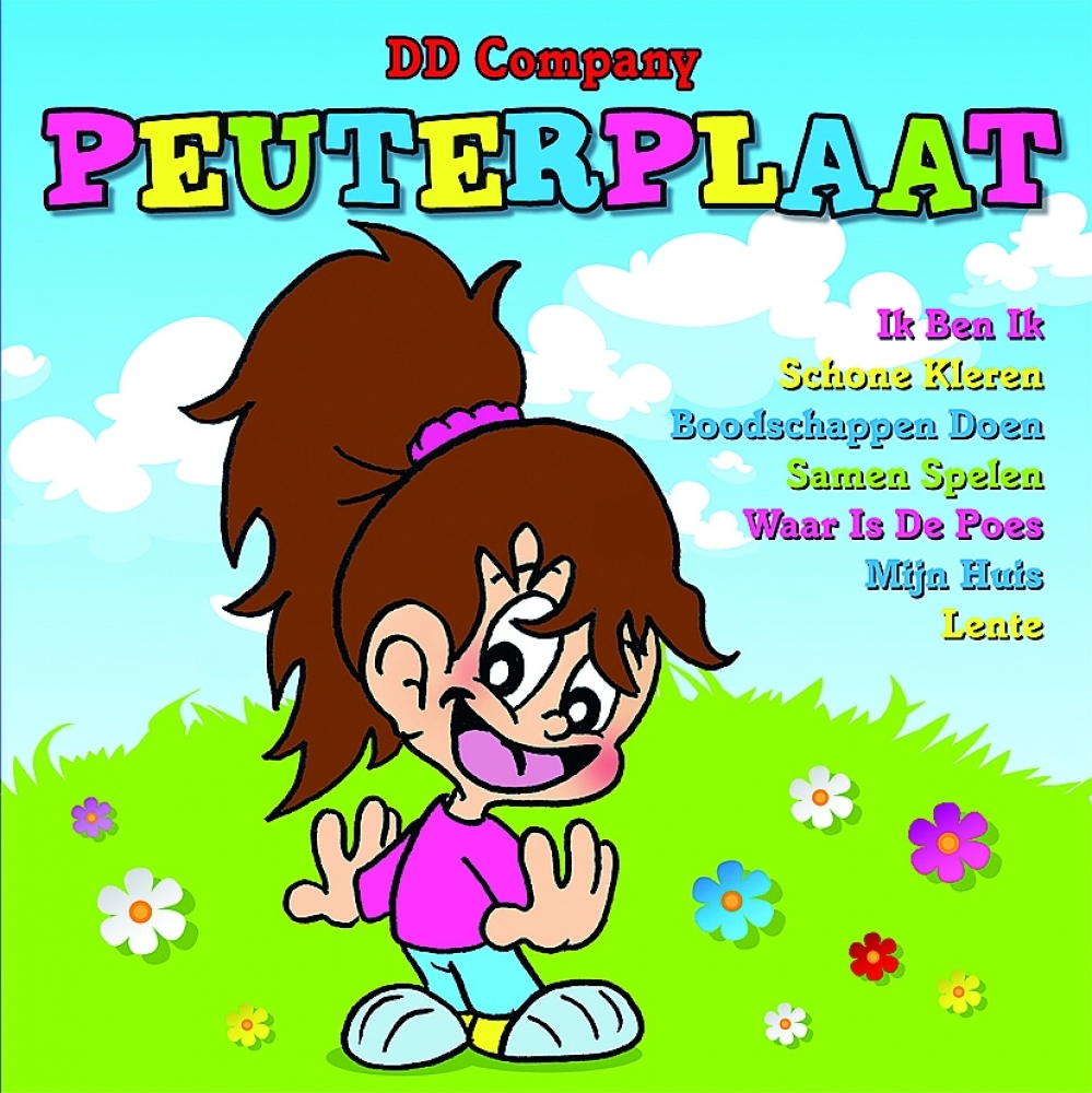 Peuterplaat CD
