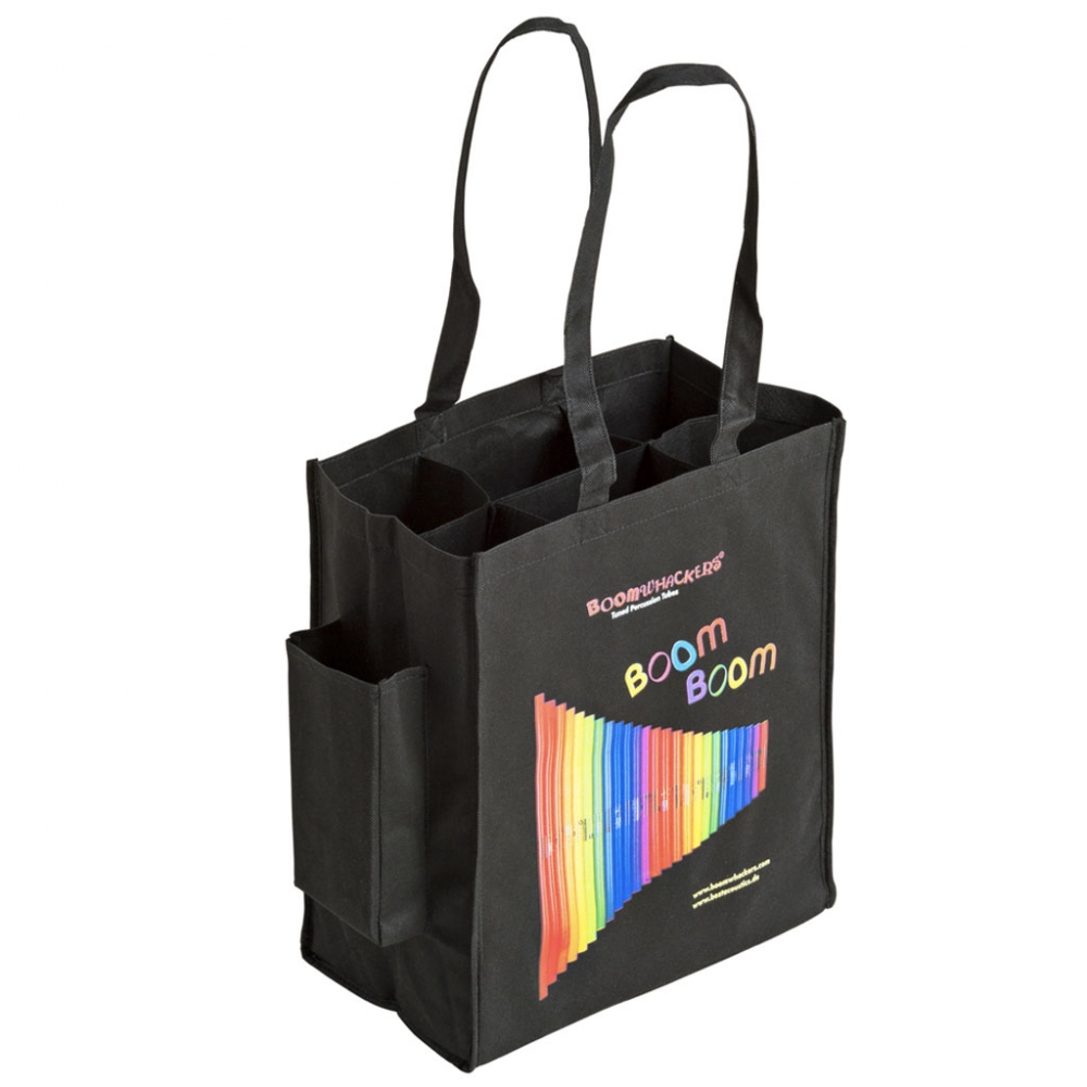 Boomwhackers Draagtas 'Move&Groove BAG' MG-BW