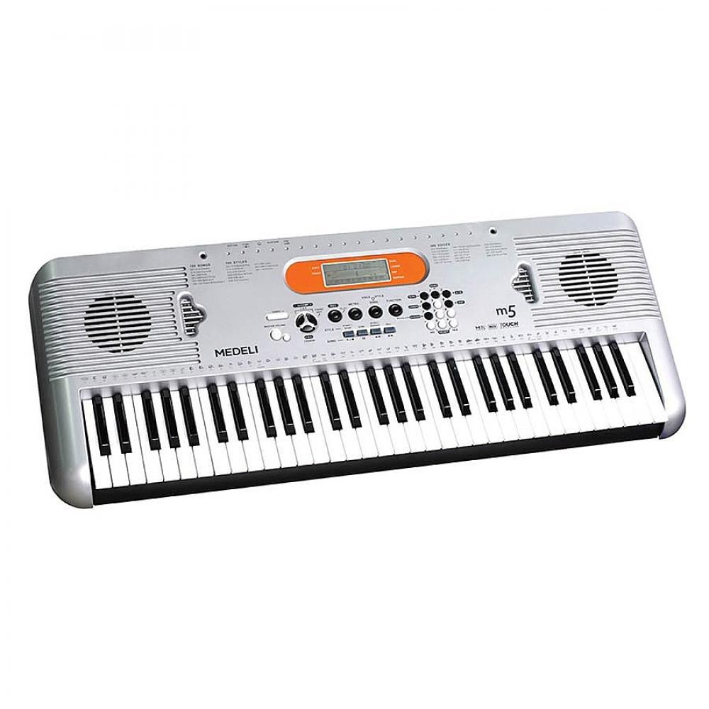 Keyboard Medeli M5 61 toetsen