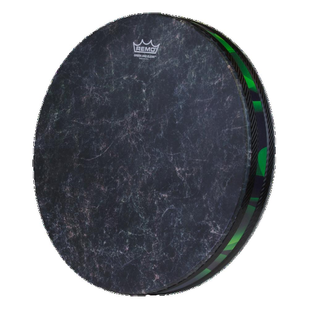 """Remo Green en Clean Ocean Drum 16"""""""