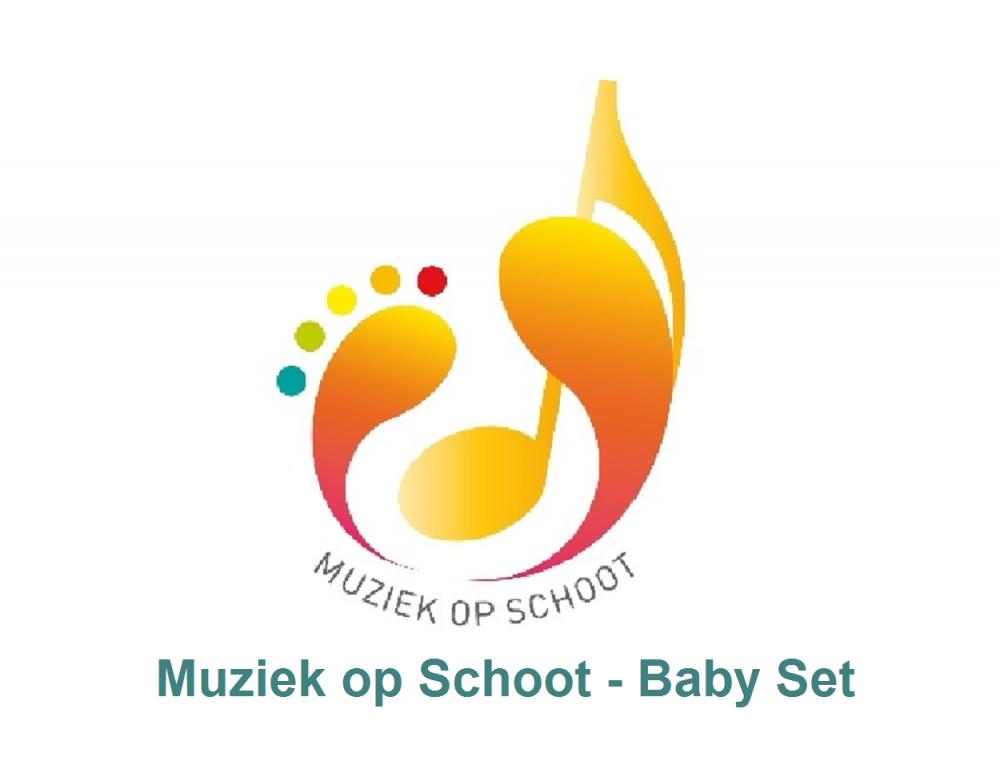 Muziek op Schoot - Baby Set
