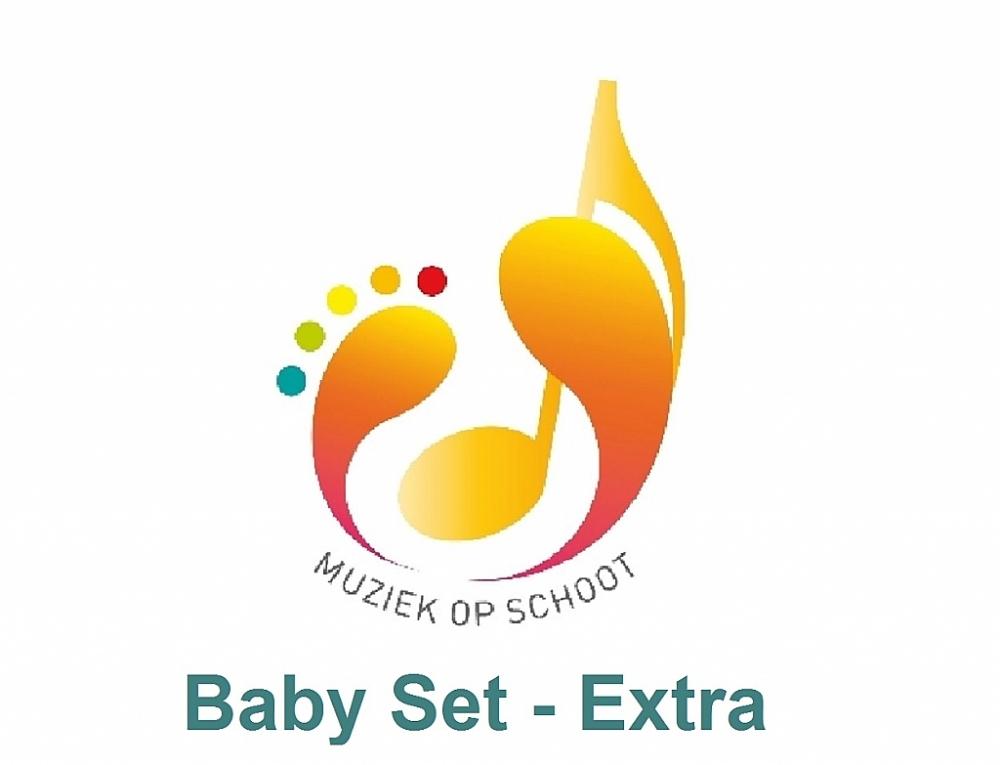 Muziek op Schoot - Baby set Extra